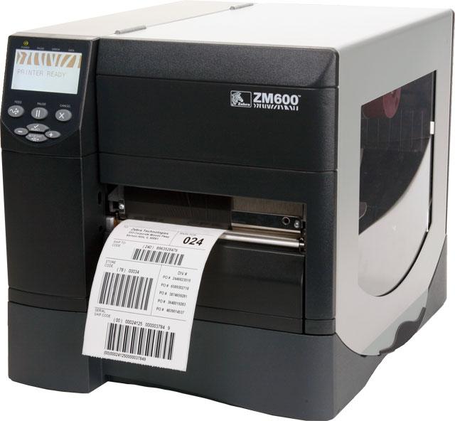 Zebra ZM600 Image