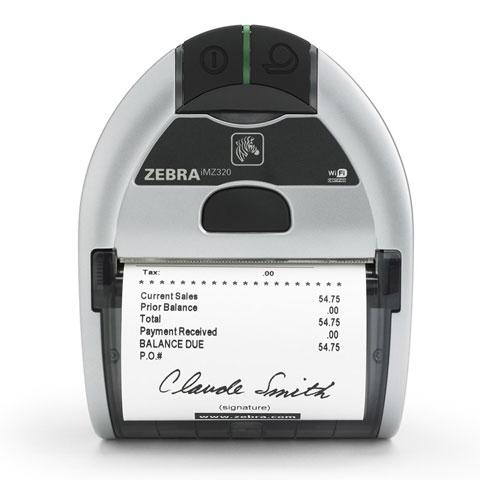 Zebra iMZ320 Image