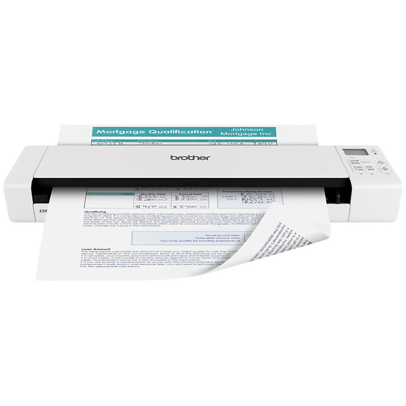 Brother DS-920W Doubled-Sided Document Scanner Image