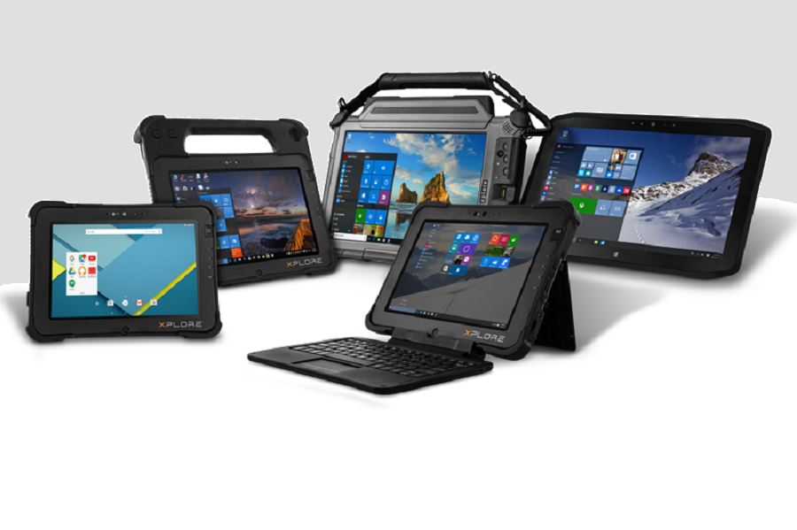 Rugged Tablets Image
